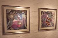 过去的辉煌,如今的落寞,云南重彩画在798