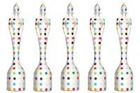赫斯特版全英音乐奖奖杯:果然是彩点,达明•赫斯特,维维安•韦斯特伍德,彼得•布拉克,大卫•约瑟夫
