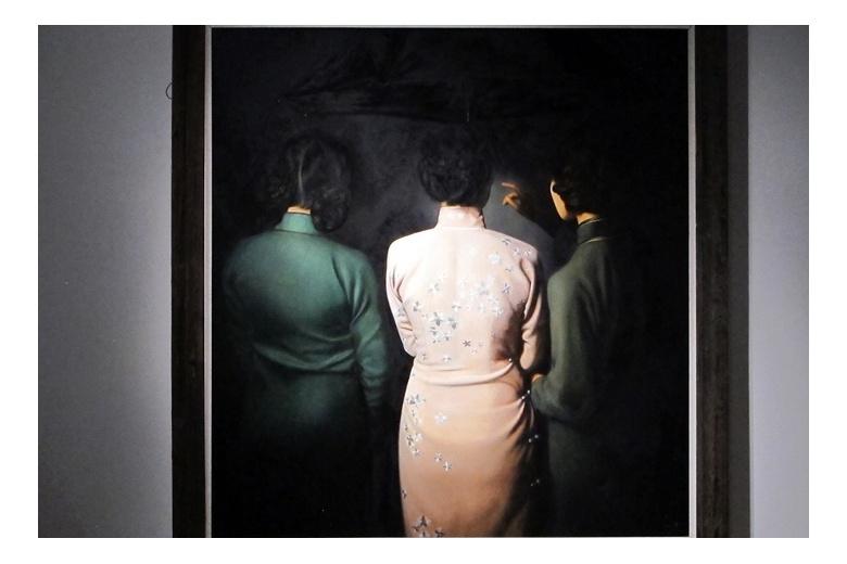 俊女人体_金俊的数码摄影作品探讨纹身对人体和心灵的影响 刘宏勋2012年至2013