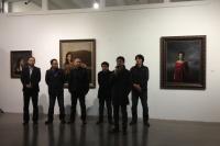 八零画派写实油画作品展亮相亚洲艺术中心,陈承卫,杨卫