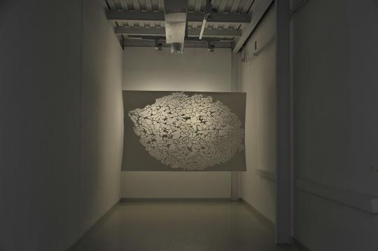 艺术家崔宇的雕塑作品,则是他自06年央美毕业以来,整整8年的积累与梳