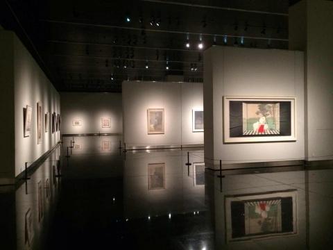 今日美术馆先后操刀策划大型展览图片