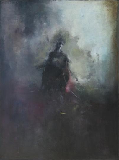 《无题》 150x200cm 布面油画 2006