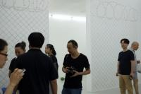 """东莞本地艺术家李景湖  在京首个个展""""效率就是生命"""",魔金石空间,李景湖"""