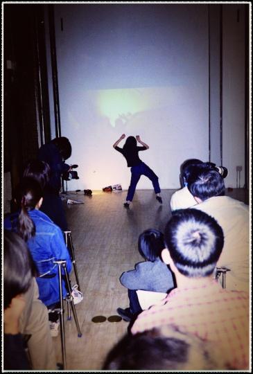 舞蹈录影展示及即兴舞蹈