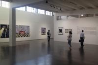 沈昊个展升级主展厅 刮刀风格愈渐成熟,赵力,沈昊,亚洲艺术中心