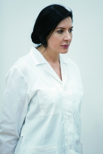 © 24 ORE Cultura S.r.l. and © Laura Ferrari. Courtesy of The Marina Abramovic Archives