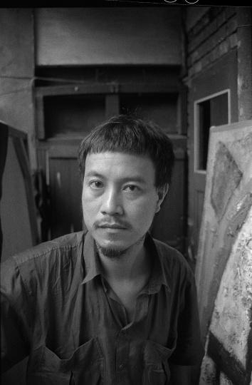 叶永青,1992年5月,昆明