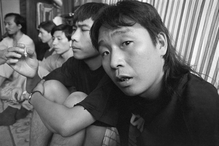 刘炜,1993年9月,北京