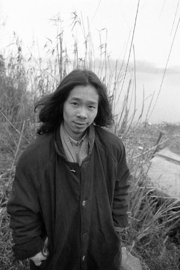 毛焰,1993年2月,南京