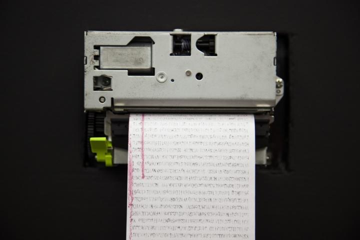 """2013年Leo Xu Projects群展""""阅读上海""""中徐文恺的作品"""