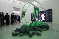 """对物性的讨论 铁木尔·斯琴""""生物基因岩""""魔金石空间开幕,魔金石空间,铁木尔·斯琴"""