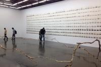 两件作品 范叔如北京公社首展,冷林,范叔如