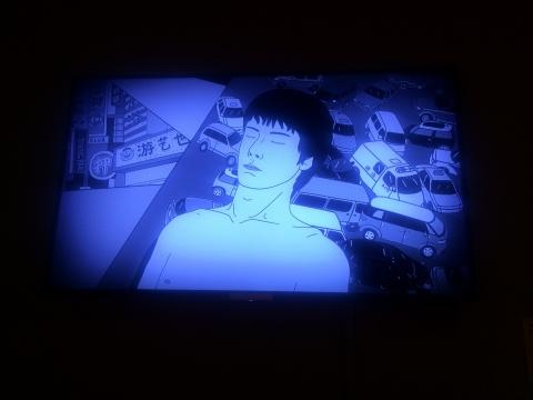 王维思《神秘地球和年轻人》单频动画 7'07'' 2011