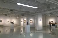 四位青年艺术家在上舍的微叙事,马永强,涂曦,关伟伟,刘涛