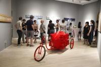 反转视角 对在中国的外国艺术家的新观察,李山,六岛,唐泽慧,康妮