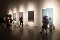 今日美术馆预热藏家推介计划,梁远苇,蒋志,何岸,蔡磊,周彤