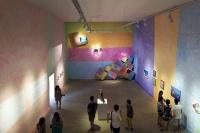 """德萨首个青年群展 """"Artists At Play""""  让生活变得多彩起来,王礼军,周文斗,王国锋,马 思博,田 琦,孙 一钿"""