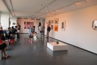 艺术创作进行时 aye画廊呈现年轻艺术家微群展,徐大卫,赵荣,陈镪