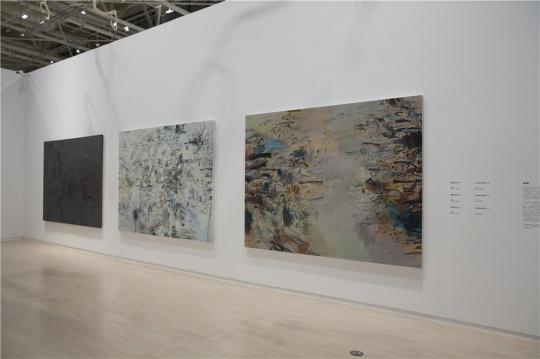 黄渊青2015年作品《无题》系列