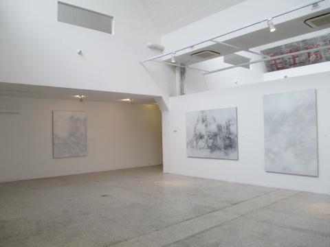 东京画廊改造一新的空间格局