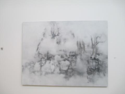 《雾影》 150×200cm 2015
