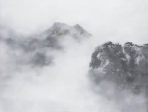 《云》150×200cm2015