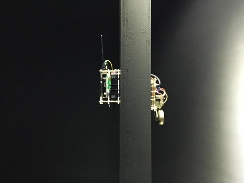 每接收到一条Passer所发送的内容,端口的另一端将会以铃声的方式提示出来
