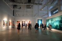 """何汶玦携""""日常影像"""" 在上海新美术馆再现""""丝绸之路"""",余丁,柳淳风,何汶玦,石冠哲"""
