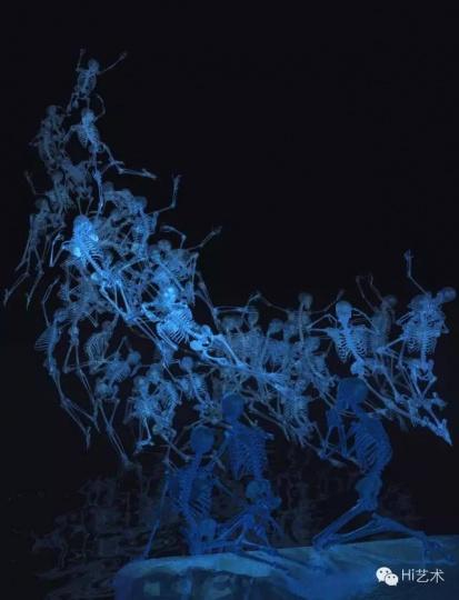 金斗珍 《The Oreades》 176×230cm 数码绘画 2013
