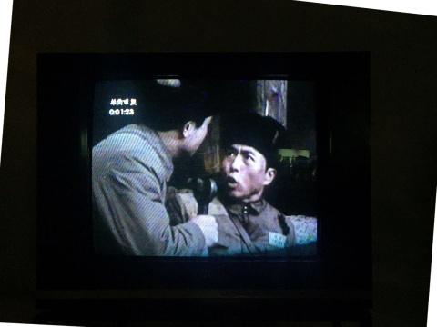 张培力 《遗言》 20'27'' 录像有声 2003