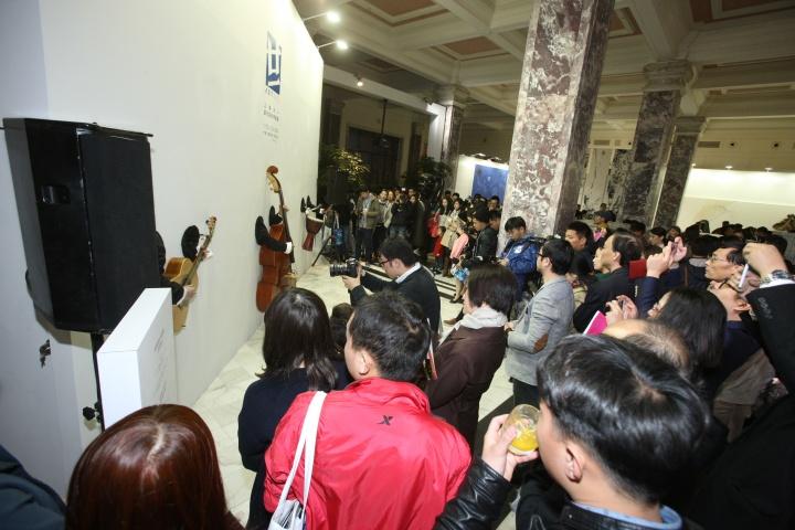 第二届ART021开幕现场
