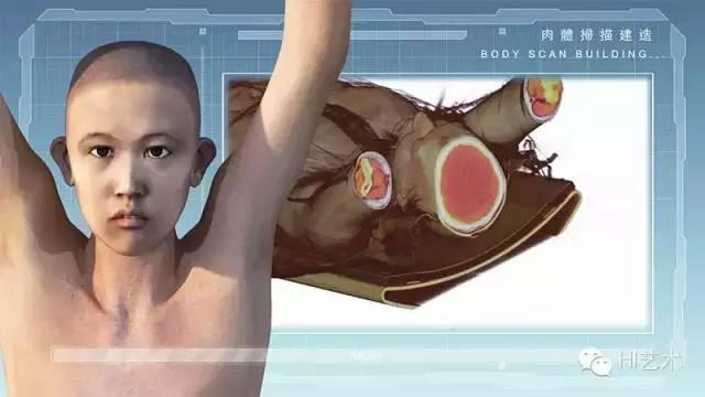 陆扬 《陆扬妄想曼陀罗》 16'27'' 单频录像 2015