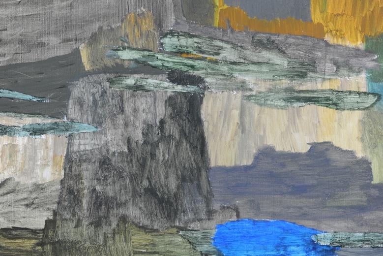 Andresa Eriksson《Landscape》,呈现了站台中国对艺术家关注视野上的进一步开放