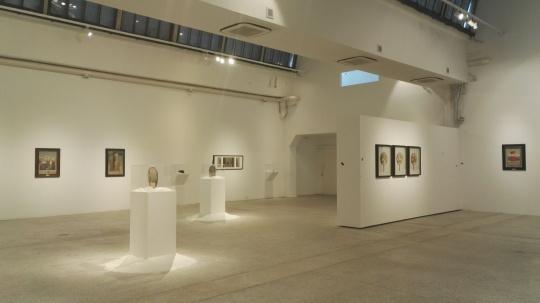 展览空间图片