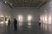 """林大艺术中心即将""""变身""""林大当代美术馆 身份转变前最后一展""""异位·空间"""",杜雨青,张英楠,蔡磊,,孙大量,戈子馀"""