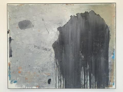冯良鸿 《作品14-3-8》 190×150cm 布面油画 2014