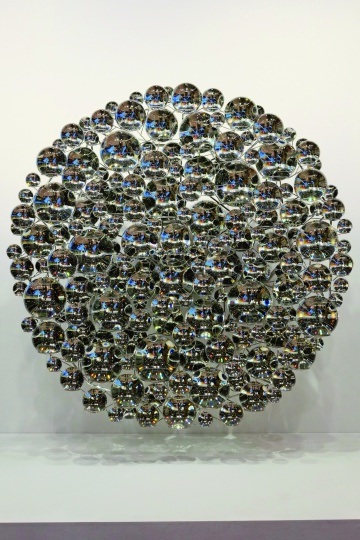 奥拉维尔·埃利亚松欧洲代理画廊neugerriemschneider在VIP开幕前即已以150万美金售出