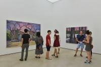 艺琅国际开幕刘銧銧同名个展 让每一幅画都有全新的体验和感受,刘銧銧