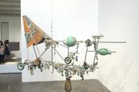 """探索中国青年雕塑的美学启示 """"斜面""""在亚洲艺术中心开幕,彭显锋,鸿韦,汤杰,张升化,周长勇"""