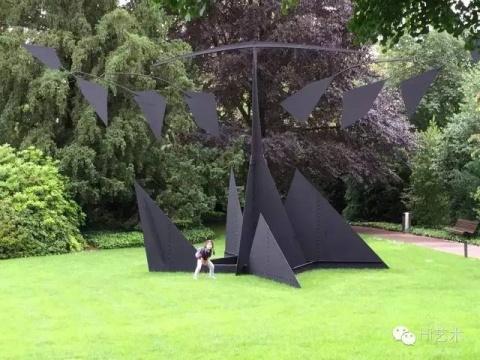毕加索、培根&Richard Serra、罗斯科@贝耶勒基金会美术馆( Beyeler Foundation) 灰,黑,白和自然之色;简单而直接,此时无声胜有声。