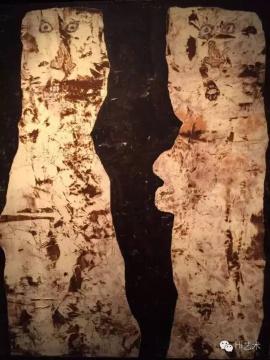 今年是几个艺术家的大年,杜布菲算一个,瑞士的回顾展&Aquavella纽约的回顾展:这些是巴塞尔艺博会上,拿出来卖的几件,价格从纸本60万欧到油画300万美金不等。