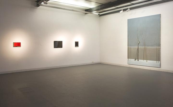 """展览""""蒙德里安和刘野""""在荷兰阿默斯福特市Mondriaanhuis博物馆举行"""