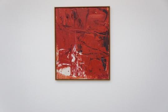 《人民广场(1)》 131×97.5cm 布面油画 1989