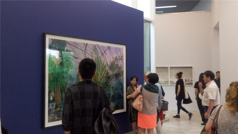 """上海摄影艺术中心 """"自然:主观的景态"""""""