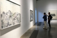 这就是一张画  80后艺术家涂曦绘画作品展,吴鸿,涂曦