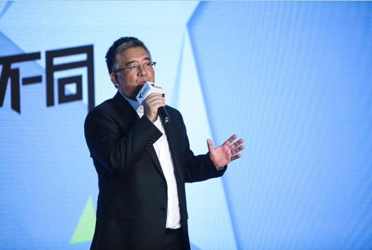 艺网创始人朱彤先生讲话