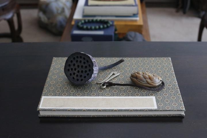 张锰收藏的小物件-张锰 起风了,风越来越大