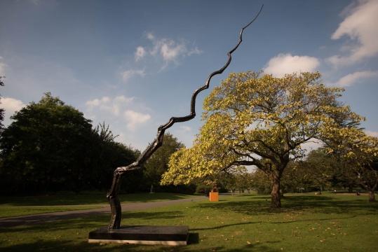 Frieze Sculpture Park, Zeng Fanzhi, Untitled