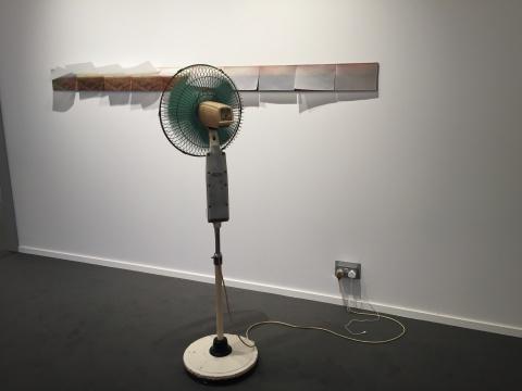 Frieze Master, Boers-Li Gallery, Zhang Peili